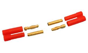 CT 4  guldplätterade kontakter