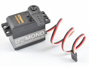 DYMOND DS 5100 MG digital Servo