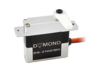 DYMOND DS 2100 MG digital (Alu-hus)