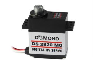 DYMOND DS 2820 MG HV dig servo